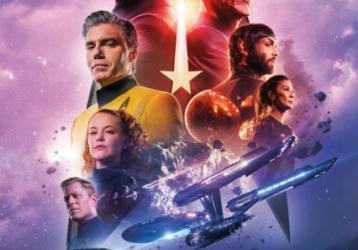 Звездный путь: Дискавери (2017) 1, 2 сезон смотреть онлайн