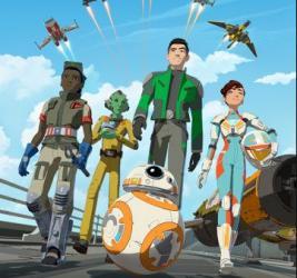Звездные войны: Сопротивление (2018) 1 2 сезон смотреть онлайн