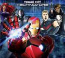 Железный Человек: Восстание Техновора смотреть онлайн