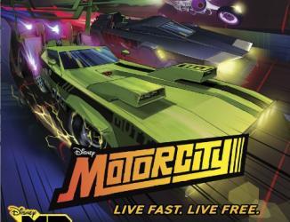 Мотор-сити (2012) все серии смотреть онлайн
