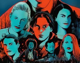 Ривердэйл (2017)  1 - 4 сезон все серии смотреть онлайн