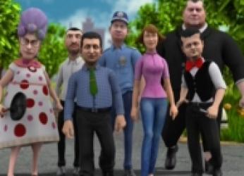 Мульти Барбара (2014)  все серии смотреть онлайн