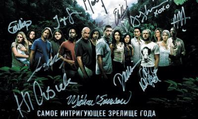 Остаться в живых (2004) 1 2 3 4 5 6 сезон смотреть онлайн