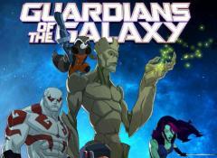 Стражи Галактики: Начало (2015) все серии смотреть онлайн