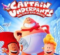 Капитан Подштанник: Первый эпический фильм (2017) смотреть онлайн