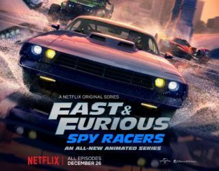 Форсаж: Шпионы-гонщики (2019) все серии смотреть онлайн