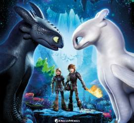 Как приручить дракона 3 (2019) смотреть онлайн