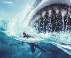 Мег: Монстр глубины (2018) смотреть онлайн