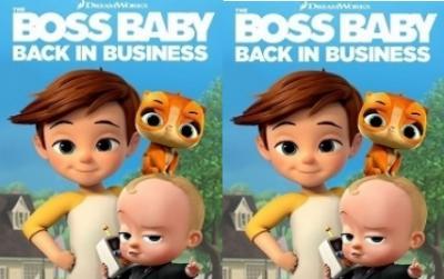 Босс-молокосос: Снова в деле (5018) 1, 2, 3 4 сезон смотреть онлайн