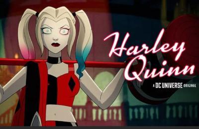 Харли Квинн (2019) все серии смотреть онлайн
