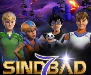 Синдбад и семь галактик (2018) все серии смотреть онлайн