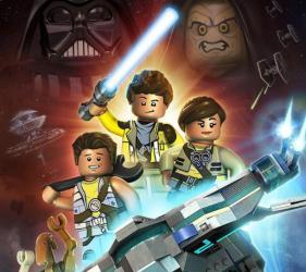 LEGO Звездные войны: Приключения изобретателей !,2 сезон смотреть онлайн