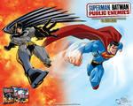 Супермен Бэтмен Враги общества смотреть онлайн