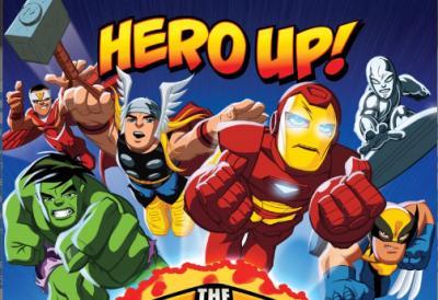 Отряд супергероев  (2009) 1, 2 сезон смотреть онлайн