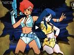 Грязная Парочка OVA / Dirty Pair смотреть онлайн