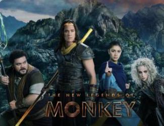 Царь обезьян: Новые легенды (2018) смотреть онлайн