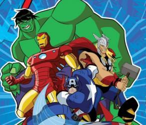 Мстители: Могучие герои Земли   (2010) 1, 2 сезон смотреть онлайн