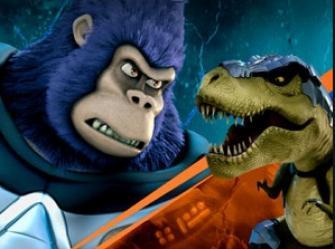 Конг: Король обезьян (2016) 1, 2 сезон смотреть онлайн