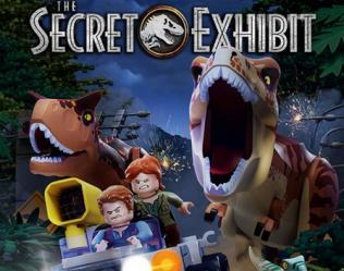 LEGO Мир Юрского периода: Секретный экспонат все серии смотреть онлайн
