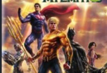 Лига Справедливости: Трон Атлантиды (2015) смотреть онлайн