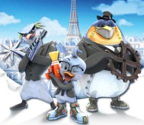 Пингвины-шпионы (2014) все серии смотреть онлайн