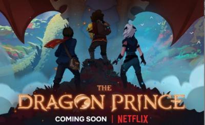 Принц-дракон (2018) 1, 2, 3 сезон смотреть онлайн