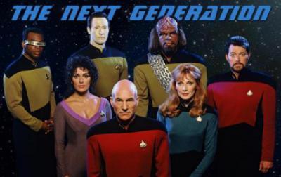 Звездный путь: Следующее поколение (1987) 1 - 7 сезон смотреть онлайн