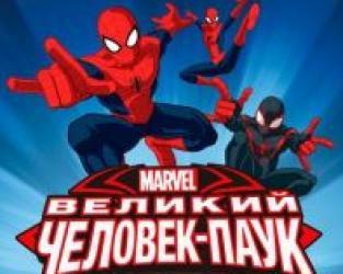 Великий Человек-паук (2012) 1 2 3 4 сезон смотреть онлайн
