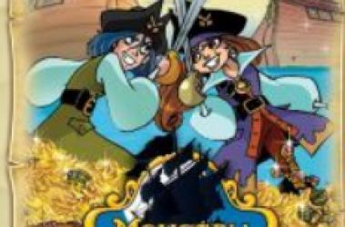 Монстры и пираты (2009) все серии смотреть онлайн