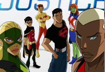 Молодая Справедливость (2010) 1, 2, 3 сезон смотреть онлайн