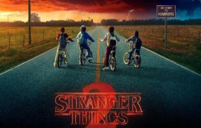 Очень странные дела (2016) 1 2 3 сезон смотреть онлайн
