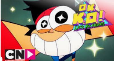 OK K.O.! Будем героями! (2017) 1, 2 3 сезон смотреть онлайн