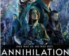 Аннигиляция (2018) смотреть онлайн