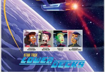 Звездный путь: Нижние палубы  (2020) все серии смотреть онлайн